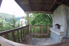 Релаксиращ диван на верандата